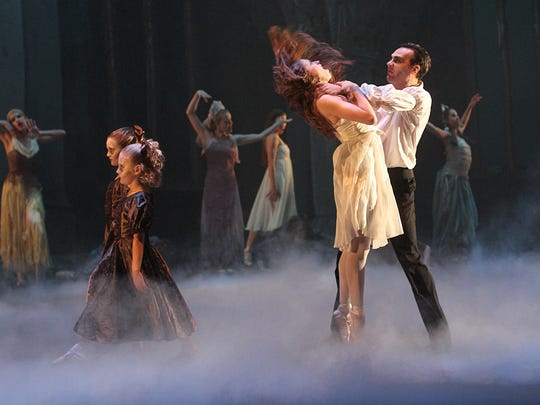 Alabama Dance Theatre presents the classic story Dracula, a ballet to die for.