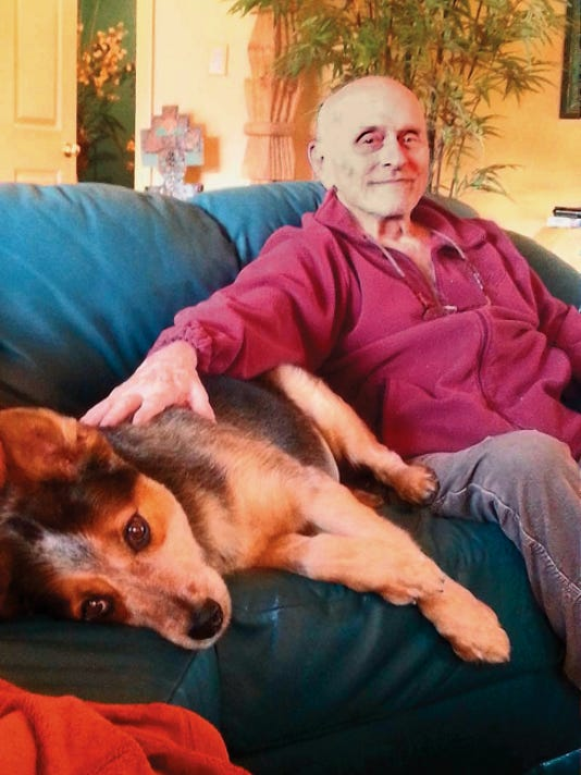 Earle was a champion of dogs who had been discarded or abused and asked that in his memory, donations be made to the Humane Society of Lincoln County.