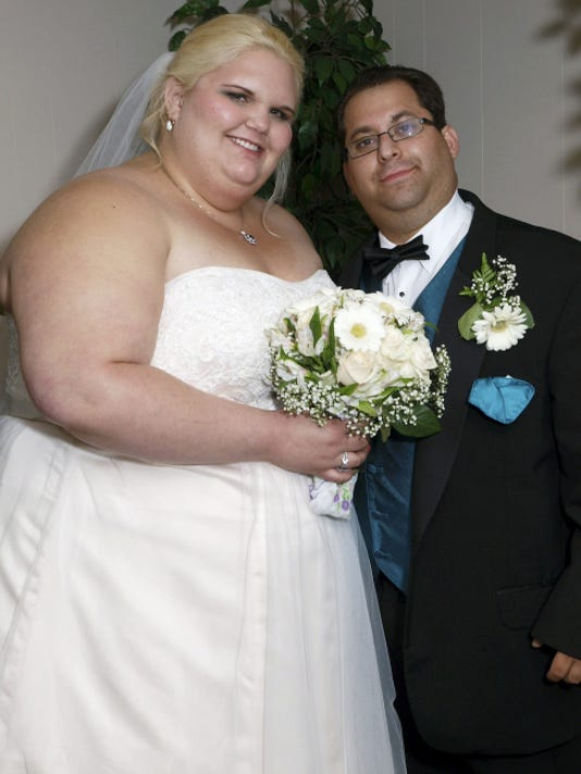 Nicole Bicksler and Neil Goldstein were married June 27, 2015   Submitted