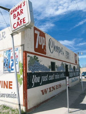 Lupe Benavides helped run Chope's Bar and Cafe, 16145 N.M. Hwy. 28, since the 1940s. She died Monday at age 98.