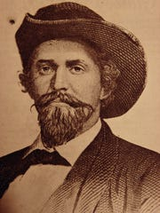 Bogeyman: Confederate Gen. John Hunt Morgan, who at the head of rebel cavalry attacked Indiana.