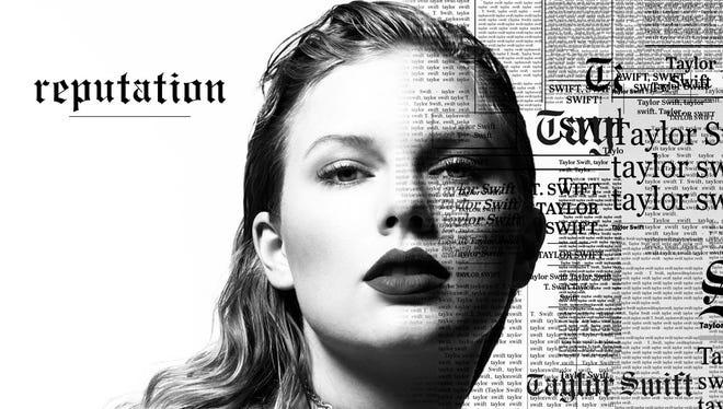 Taylor Swift's sixth album, 'Reputation,' arrives November 10.