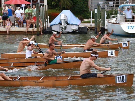 dock race 1