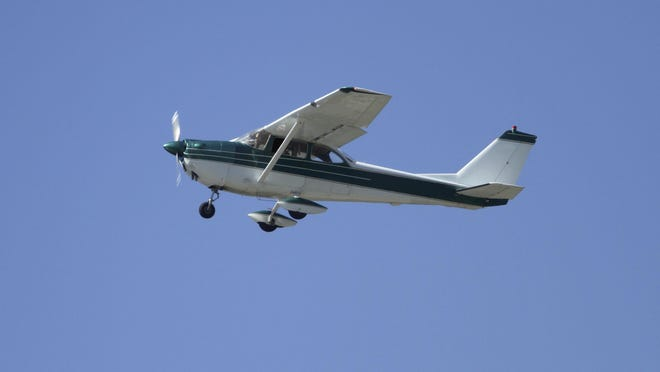 A Vernon man was killed over the weekend in a plane crash in Chesaning, police said.