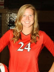 Emma Kohnert, Tell City volleyball