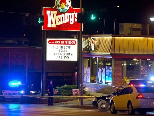 'Cops' shooting