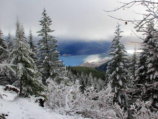 Tumble Ridge Trail