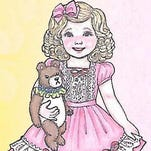 Doll club celebrates 60 years with luncheon, sale