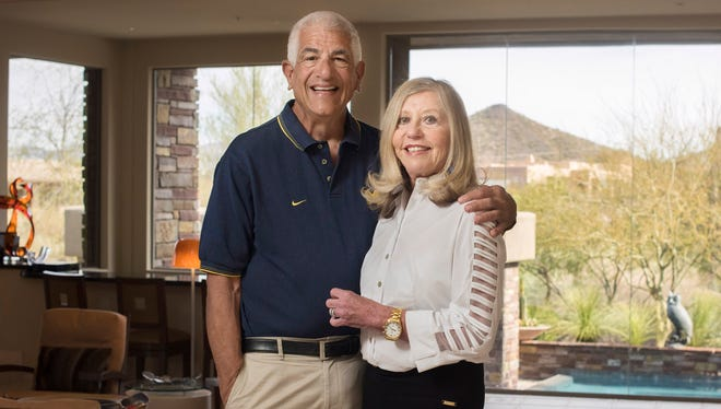 Richard and Susan Rogel are donating $150 million to Michigan Medicine's caner center it was announced in March 2018. It's the largest gift in the history of Michigan Medicine and one of the largest in the history of the University of Michigan.