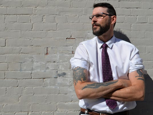 Workplace tattoo taboos fading for Tattoos in the workplace