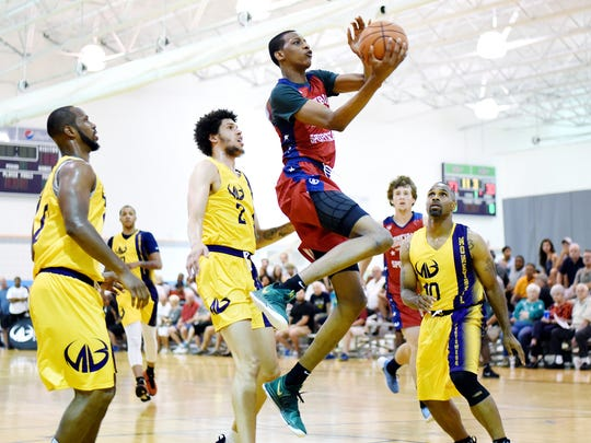 This is a big offseason for MSU's Marcus Bingham Jr., who will play on Team Citron, along with Foster Loyer this summer during the Moneyball Pro-Am.