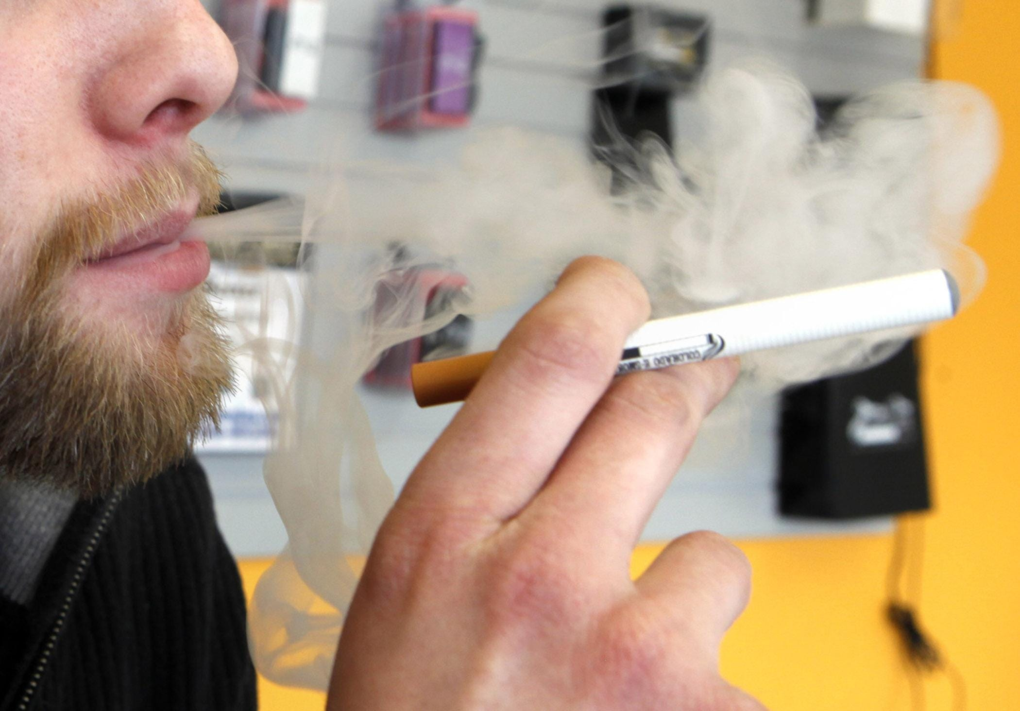 Volcano electronic cigarette review