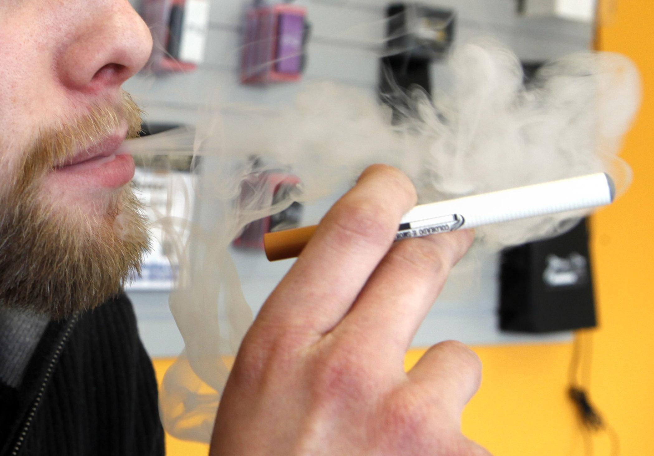 Electronic cigarette kmart