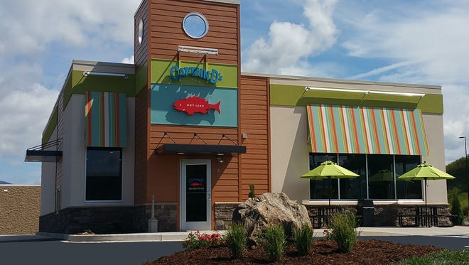 Captain D's announced plans to open a Jackson location in mid-2018.