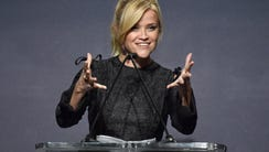 Reese Witherspoon talks about her experience of abuse
