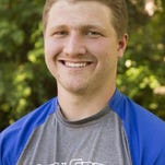Tyler Bradner, who pitched for Howell High School, will pitch at Davenport University next season after a standout spring at Kellogg Community College.