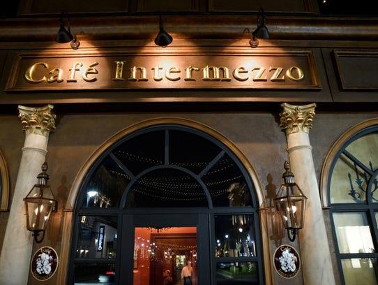 Cafe Intermezzo has four Atlanta area locations, including