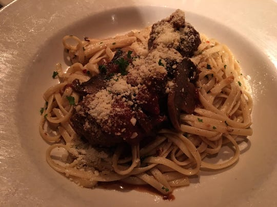 Polpette Alla Romana is a variation on pasta with meatballs.