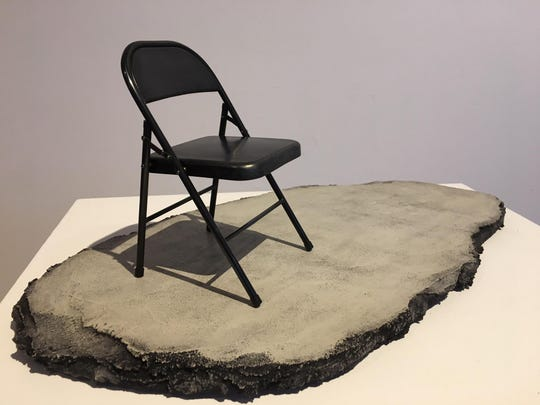 """Have a seat — a tiny seat! Marco Terenzi's """"Untitled"""""""