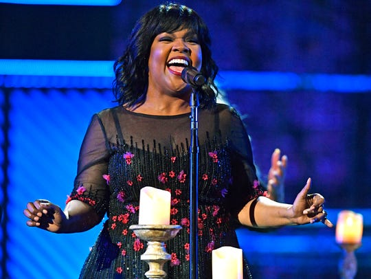 CeCe Winans, who won Gospel Artist of the Year at the