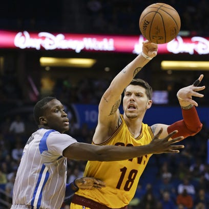 The Cleveland Cavaliers are trading Mike Miller to the Portland Trail Blazers.
