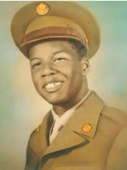 U.S. Army Pvt. Rosamond Johnson Jr.