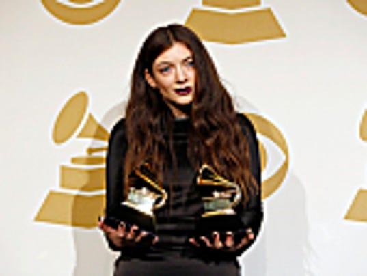 Lorde Grammys
