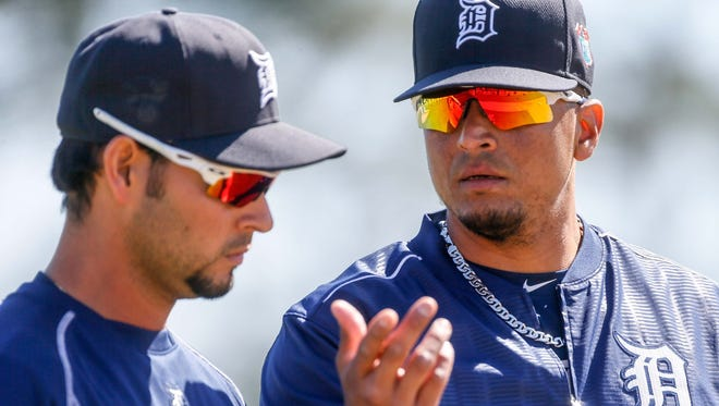 Tigers DH Victor Martinez  and pitcher Anibal Sanchez are key to the team's success. But they've been banged up much of the last two seasons.