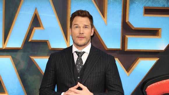 'Guardians' star Chris Pratt makes a Groot-iful prank