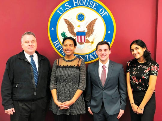 Rep. Chris Smith, R-N.J., meets with Freehold Township