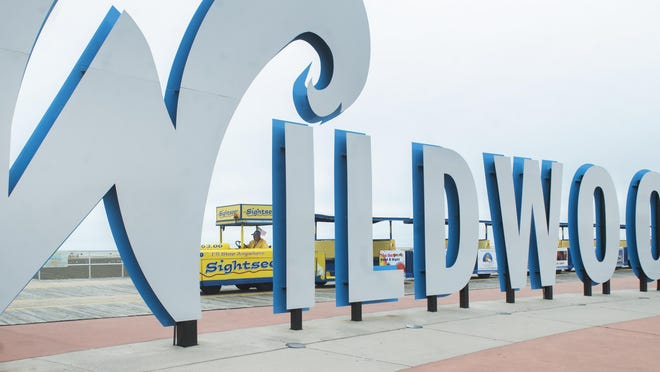 The 100-year-old Wildwood boardwalk is due for an upgrade, city officials say. They're asking the state for $64.5 million to rebuild the attraction with a concrete understructure and hardwood decking.