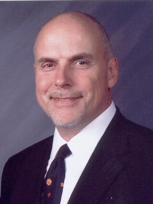 The Rev. Kevin A. Johnson.