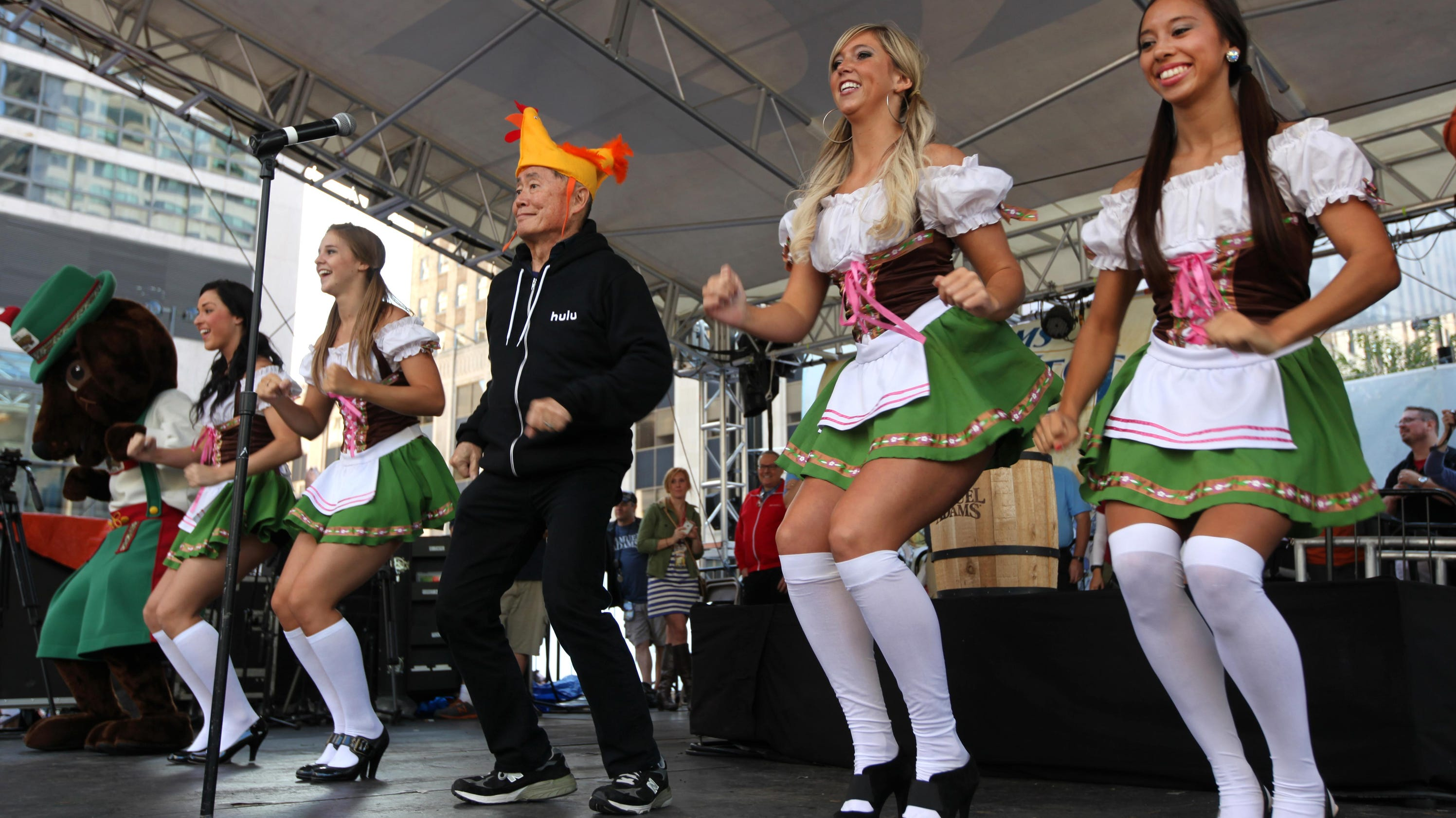 Oktoberfest Zinzinnati kicks off at CVG