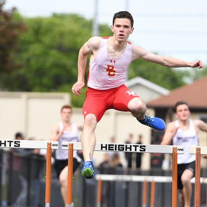Bergen Catholic's Kevin DeLoughry was among the standouts