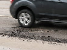 BUMP! Counties seeing more potholes than usual for January