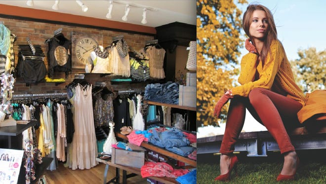 Apricot Lane Boutique says it brings, high fashion, West Coast styles and celebrity-inspired looks to women in their teens through 50s at affordable prices.