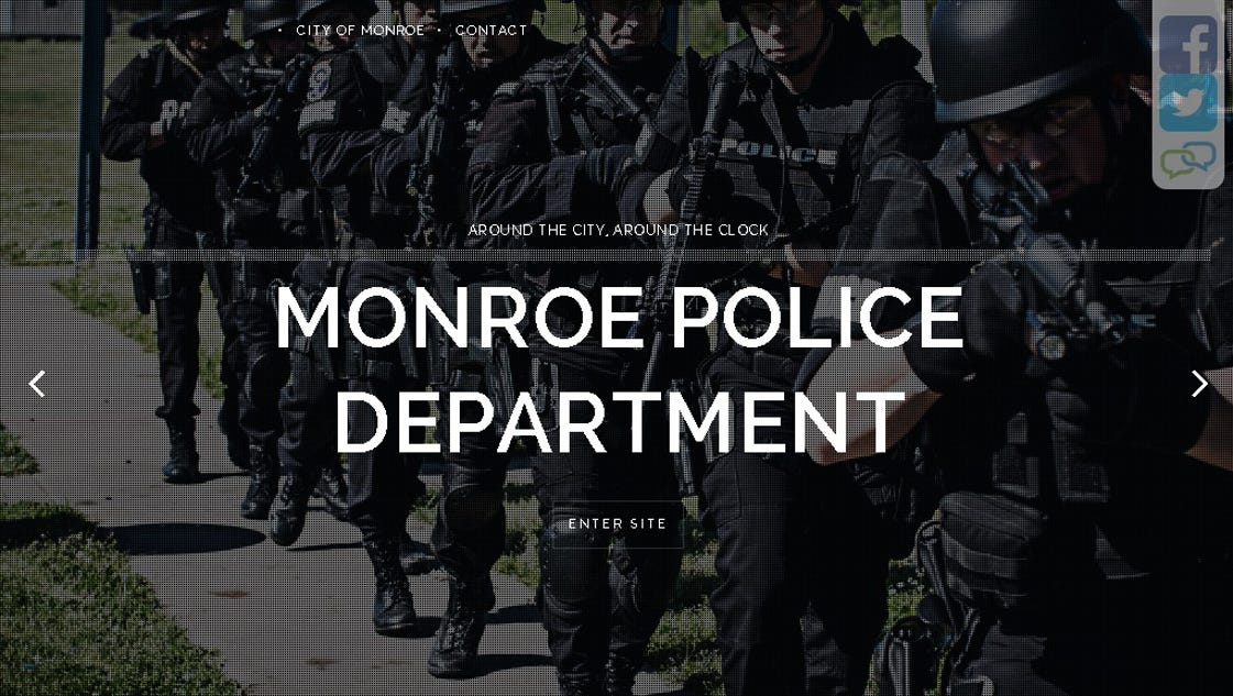 monroe city chat Create an account or log into facebook connect with friends, family and other people you know share photos and videos, send messages and get updates.