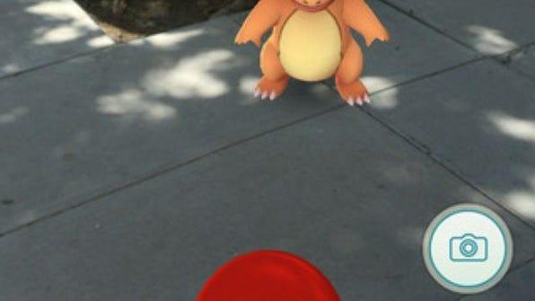 Pokemon Go USA Today art