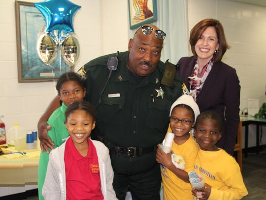 Indian River County Sheriff's Office Deputy Teddy Floyd,