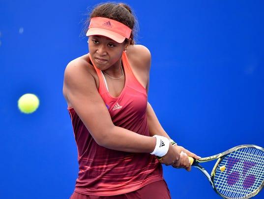 Serena Williams  Rising Japanese tennis star Naomi Osaka is      very     USA Today