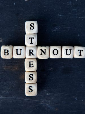 One survey by Nashville-based LifeWay Research found that 19 percent of pastors who left before age 65 did so because of burnout.