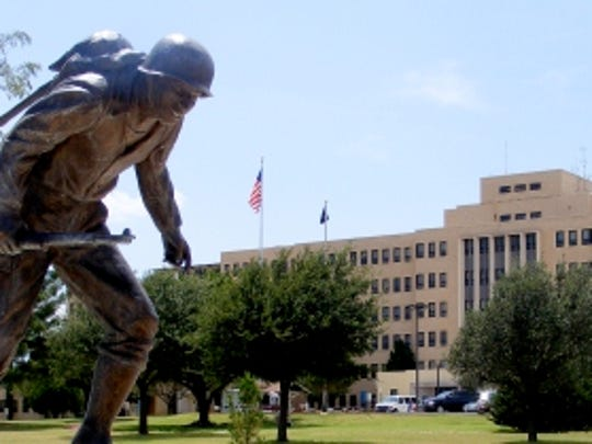 West Texas VA Hospital in Big Spring.