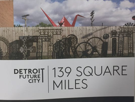 Detroit Future City reports