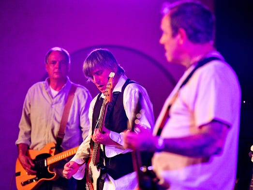 Dayton indie rockers Guided By Voices performed at the Ballroom at the Taft Theatre.
