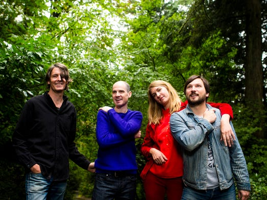 """4/1: STEPHEN MALKMUS & THE JICKS -- More than 20 years removed from Pavement's """"Slanted and Enchanted,"""" Stephen Malkmus is still making perfectly fractured, willfully elusive pop songs at the helm of Stephen Malkmus & the Jicks, six albums deep into his second act with the release in early January of a brilliant new effort called """"Wig Out at Jagbags."""" It's his first new recording since Pavement's 2010 reunion tour, and even Malkmus says he hears the afterglow of that in songs like """"Lariat.""""  Details: 8:30 p.m. Tuesday, April 1. Crescent Ballroom, 308 N. Second Ave., Phoenix. $22; $19 in advance. 602-716-2222, crescentphx.com."""