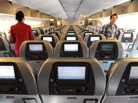 Qantas Bumps Out Delta For Longest Flight To Depart Usa