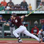 Mississippi State junior Reid Humphreys is leading the tea in saves and RBIs. .