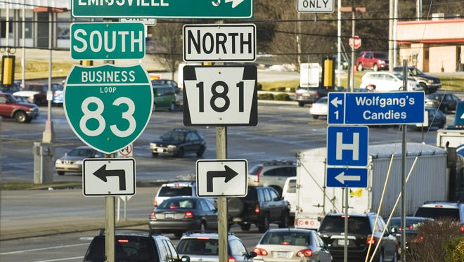 Police will be targeting aggressive driving in the coming weeks. Drivers will likely see enforcement on roads like Interstate 83 and Route 30, according to Barbara Zortman, director of the Center for Traffic Safety.