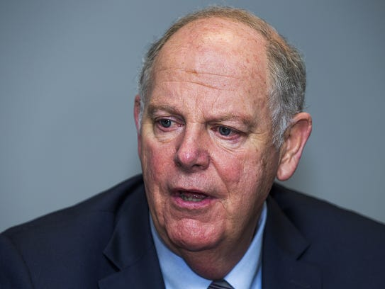 Tom O'Halleran, Paul Babeu's Democratic challenger