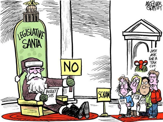 121316 Tuesday Santa